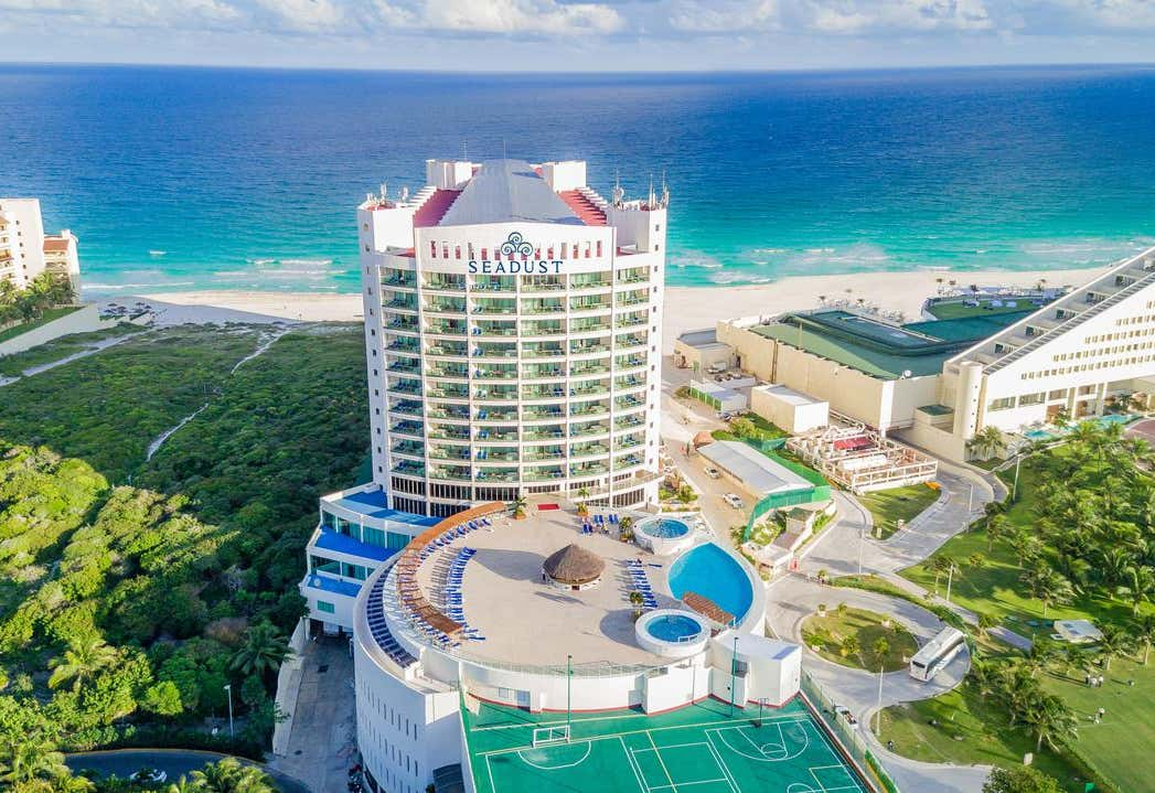 Seadust Cancun Family Resort All Inclusive